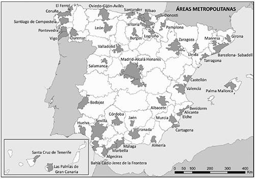 AM españolas a partir de Feria (2008)