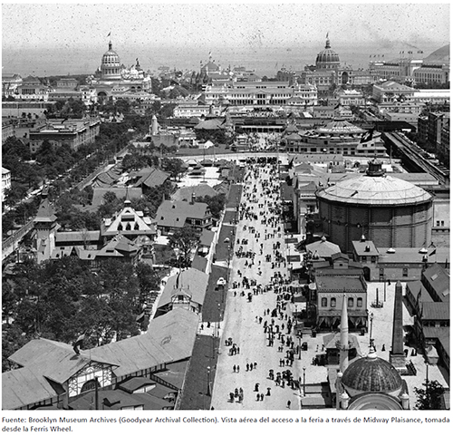 WORLD'S COLUMBIAN EXPOSITION, CHICAGO (1893)