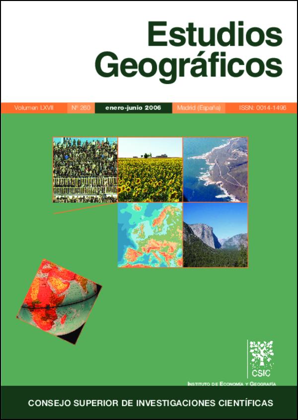 Ver Vol. 67 Núm. 260 (2006)