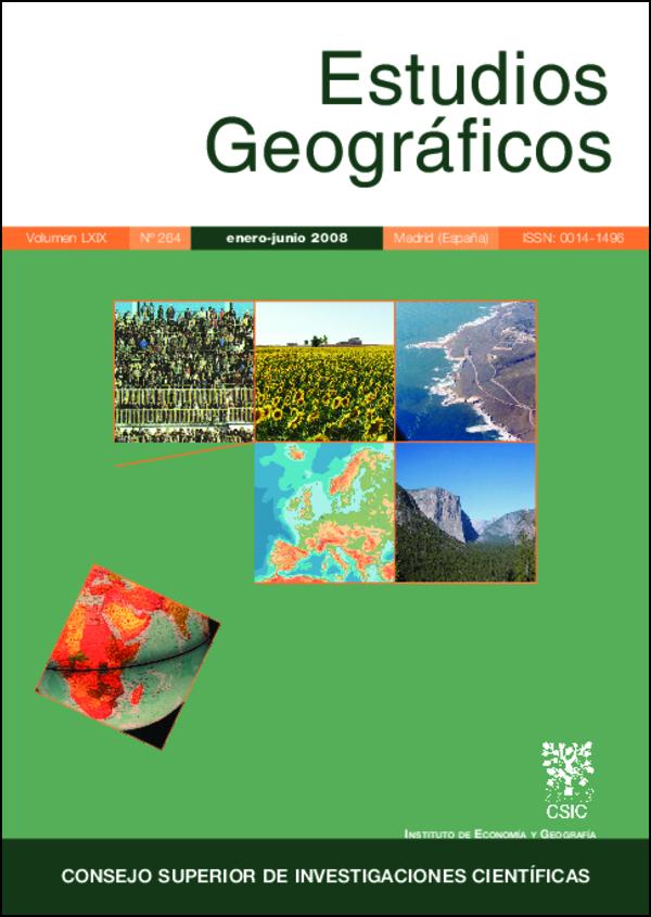 Ver Vol. 69 Núm. 264 (2008)